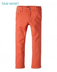 Blue Seven Оранжев детски панталон за момче