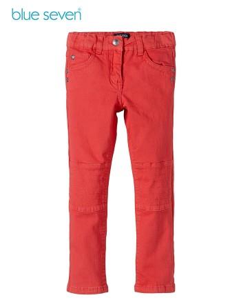 Blue Seven Оранжев панталон за момиче