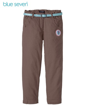 Blue Seven Бежов панталон за момиче