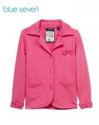 Blue Seven Розово детско сако за момиче