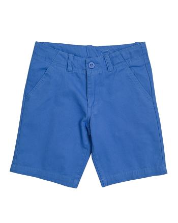 Прави къси панталони в синьо ZIPPY
