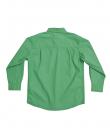 ZIPPY Зелена риза с дълъг ръкав