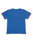 Синя блуза с баскетболна щампа ZIPPY