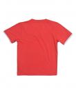 ZIPPY Червена блуза със спортна щампа