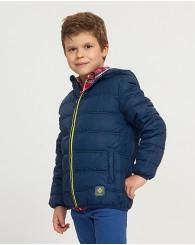 Синьо яке за момче ZIPPY
