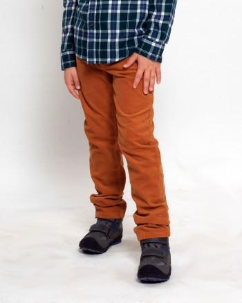 Жълти джинси за момче ZIPPY