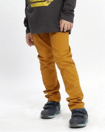 Жълт панталон за момче ZIPPY