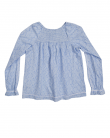 Детска елегантна блуза с дантела ZIPPY