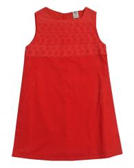 Детска елегантна рокля с дантела ZIPPY
