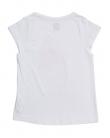 ZIPPY Бяла блуза с щампа сладолед