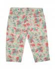 Детски панталони Капри на цветя ZIPPY