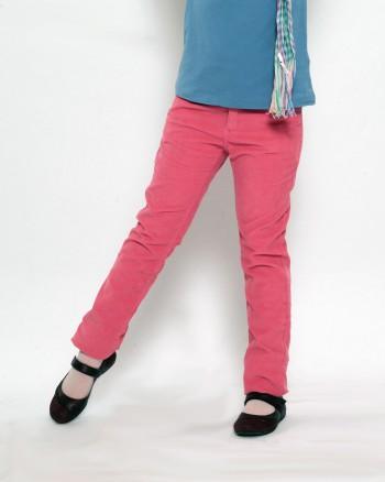 Розови джинси за момиче ZIPPY