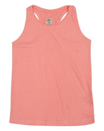 ZIPPY Топ за момиче в пастелно розово