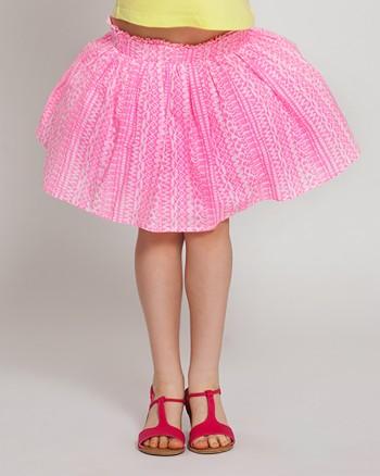 Розова пола в набор ZIPPY
