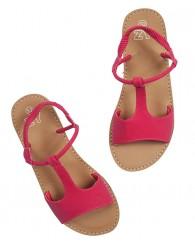 ZIPPY Розови сандали за момиче