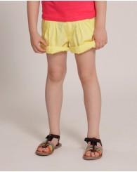 ZIPPY Детски жълти къси панталони